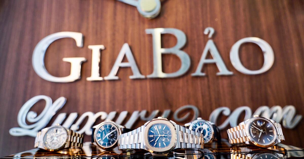 Gia Bảo Luxury - địa chỉ tin cậy được nhiều khách hàng tim đến trao đổi, mua bán đồng hồ chính hãng cao cấp cũ