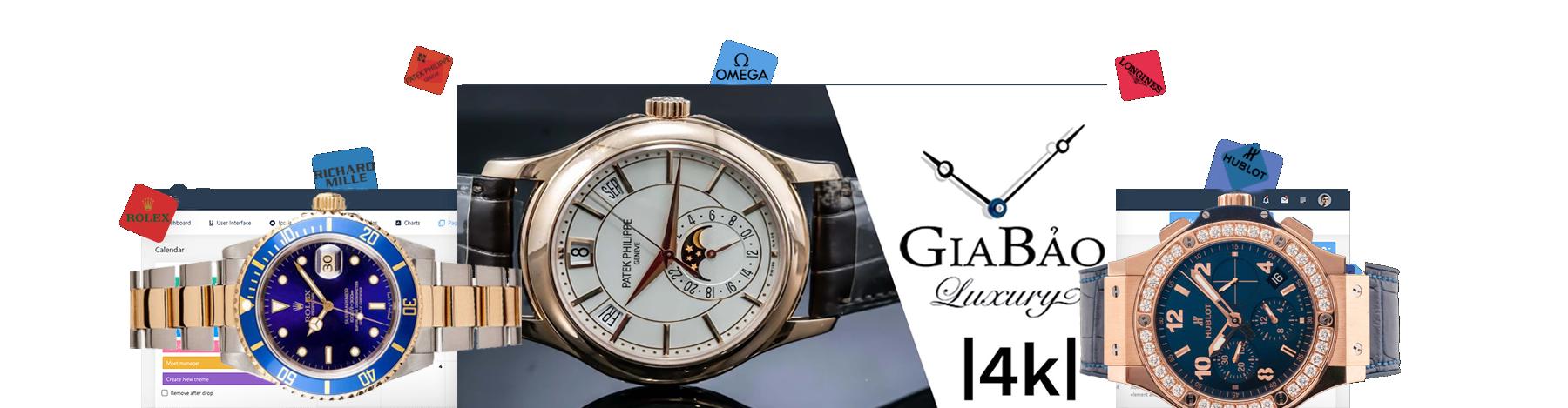 thu mua đồng hồ cũ chính hãng