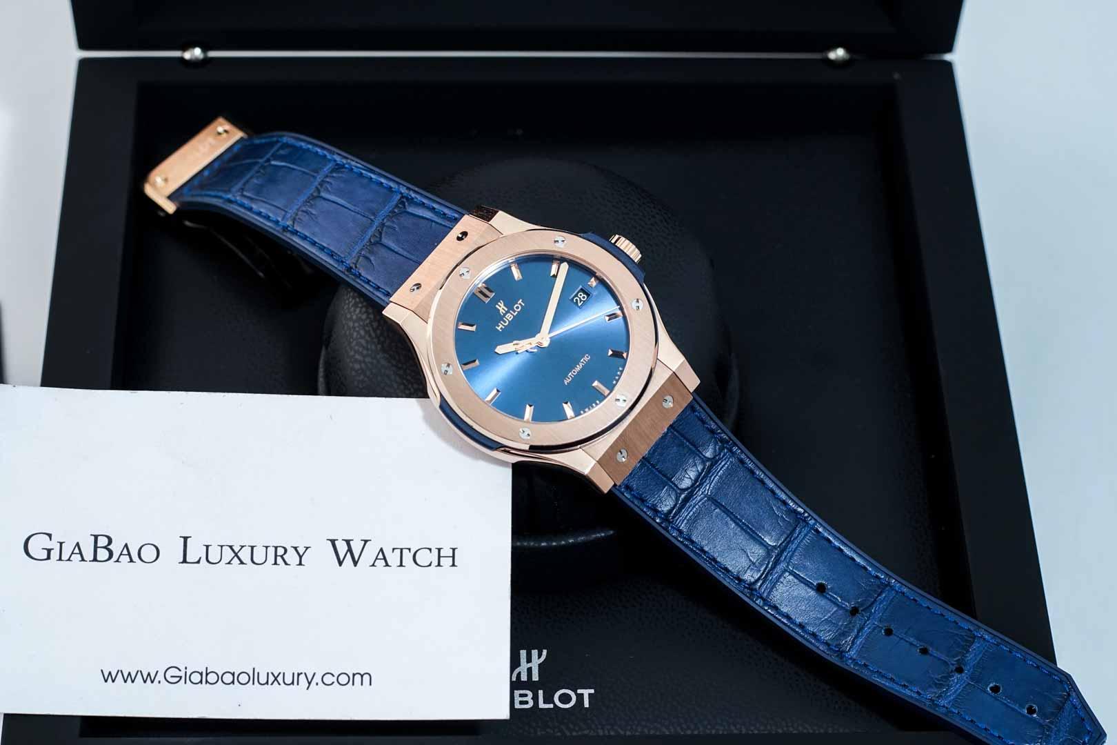 Đồng hồ Hublot cao cấp chính hãng hiện nay được rất nhiều người săn lùng và có giá bán cao