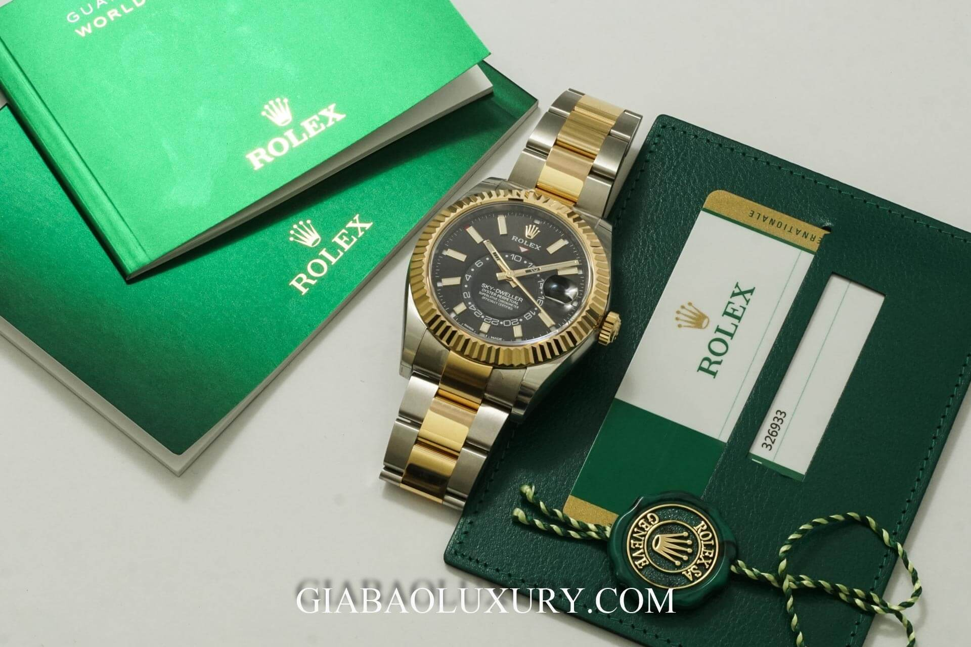 Gia Bảo Luxury cung cấp đồng hồ Rolex cao cấp chính hãng hàng đầu Việt Nam