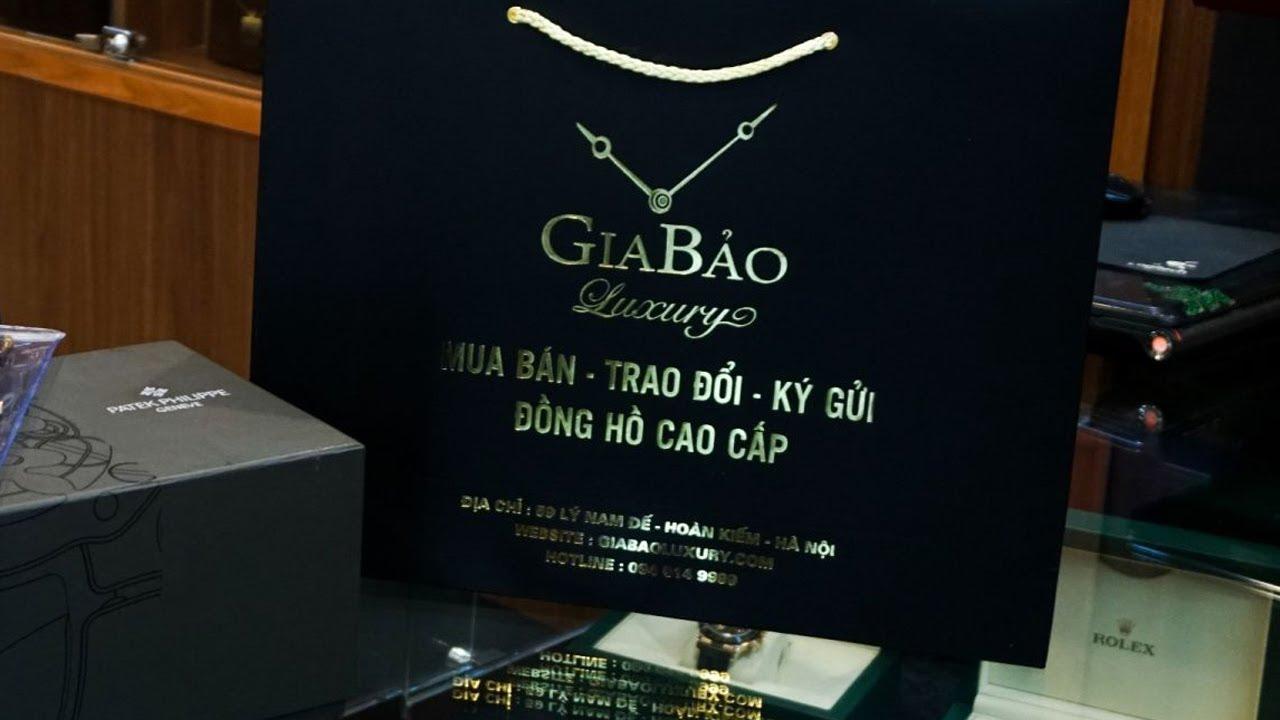 Gia Bảo Luxury - Địa chỉ thu mua đồng hồ Rolex chính hãng uy tín trên toàn quốc