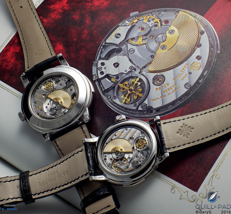 Các mẫu đồng hồ Patek Philippe giới hạn thường có giá bán thị trường cao gấp đôi giá mua mới