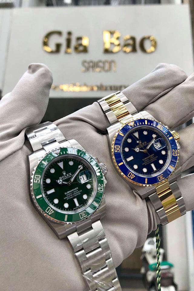 Nên bán đồng hồ Rolex cũ tại các địa chỉ thu mua đồng hồ Rolex chính hãng để được mua lại với giá tốt nhất