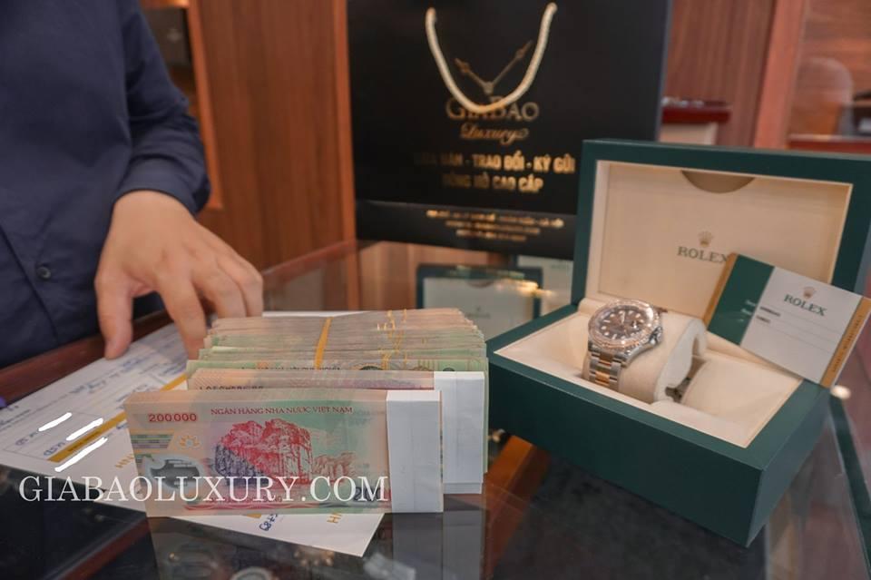 Cửa hàng Gia Bảo Luxury cung cấp dịch vụ thu mua đồng hồ chính hãng cũ uy tín tại Hà Nội và TP Hồ Chí Minh