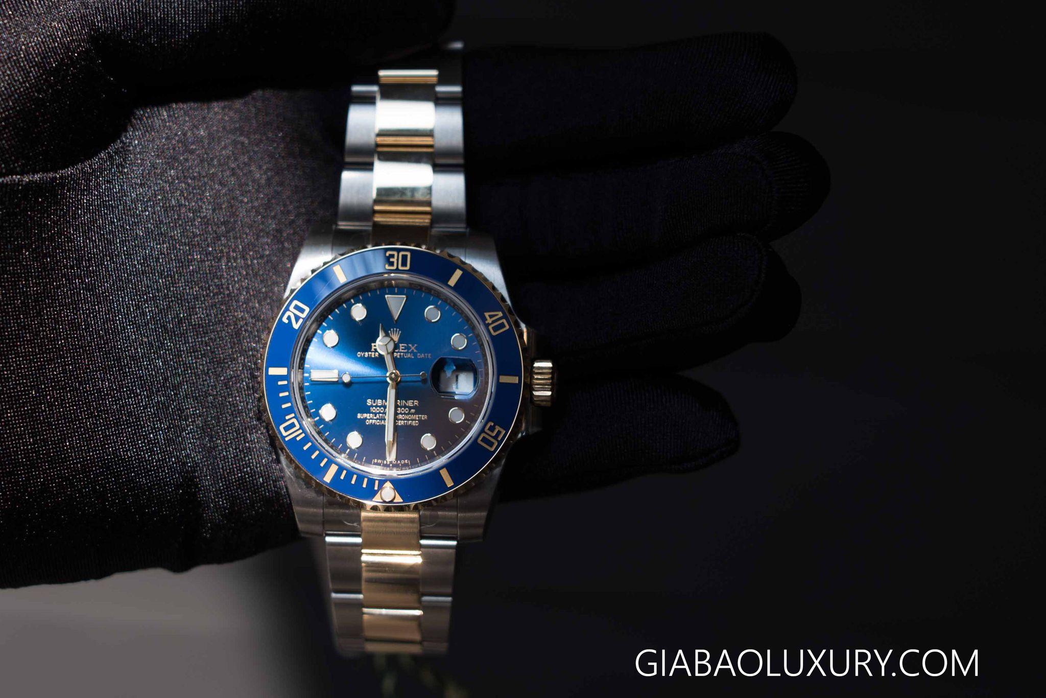Mua đồng hồ Rolex chính hãng tại các đại lý Rolex ở Việt Nam