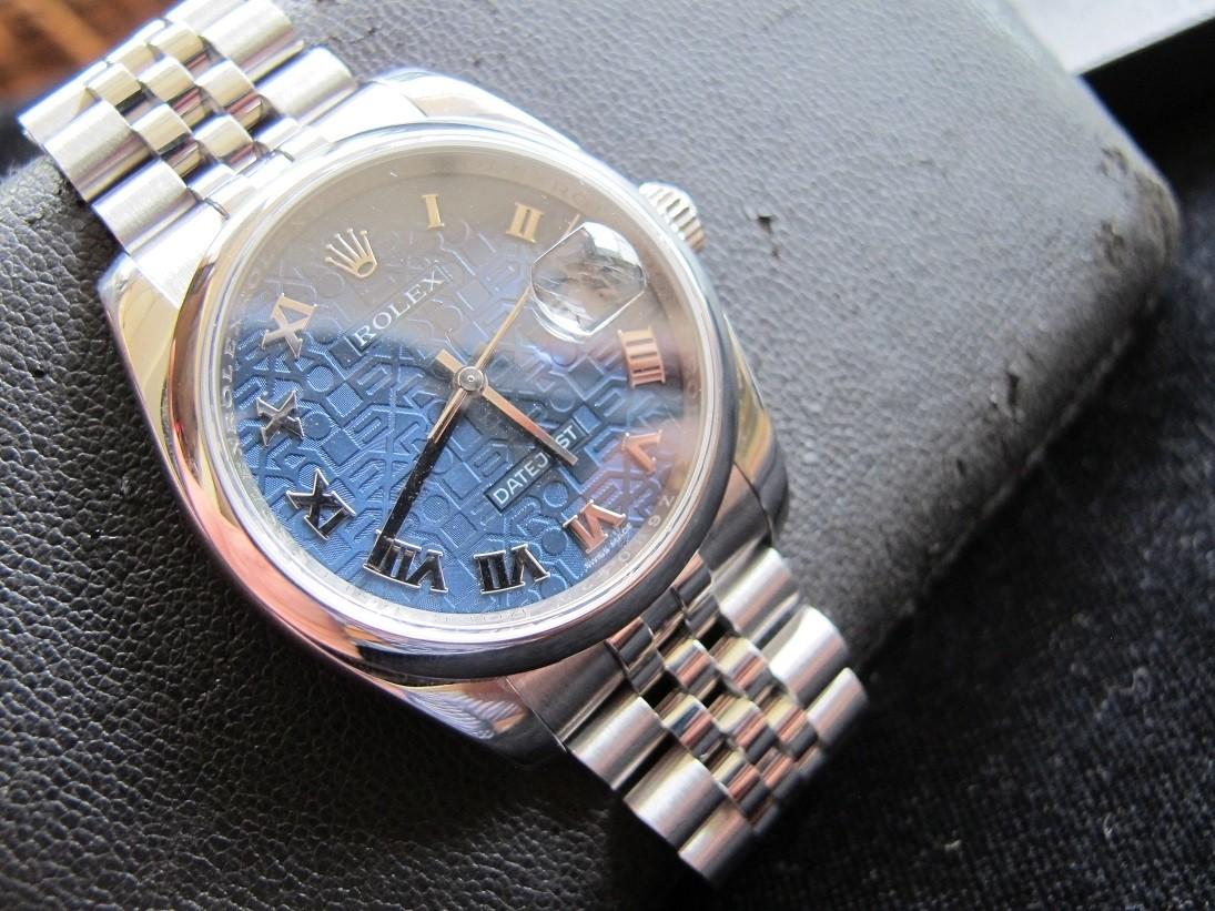 Mua đồng hồ Rolex chính hãng cũ - tại sao không?