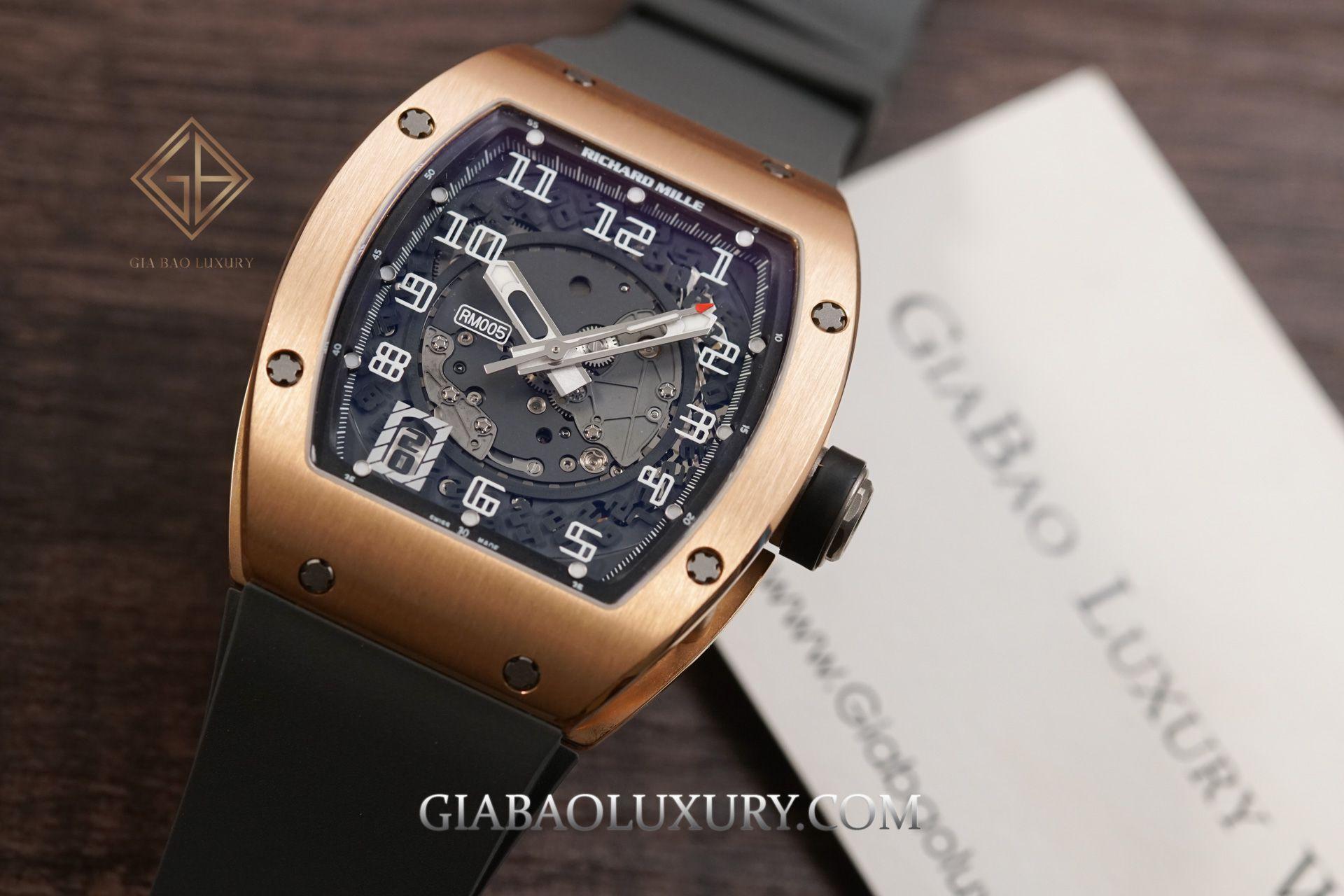 Gia Bảo Luxury - Địa chỉ thu mua đồng hồ Richard Mille uy tín toàn quốc