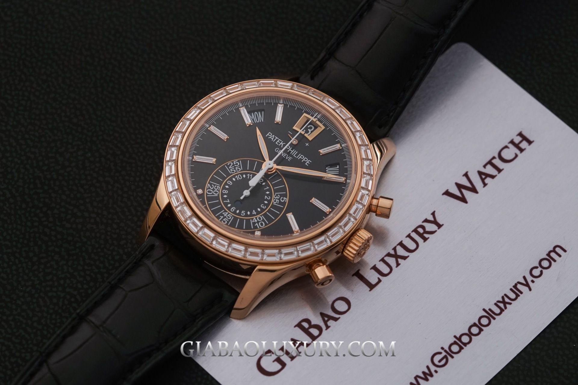 Dịch vụ mua bán đồng hồ Patek Philippe đang trở nên sôi động
