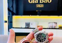 Đồng hồ Rolex Rainbow có mặt tại Gia Bảo Luxury