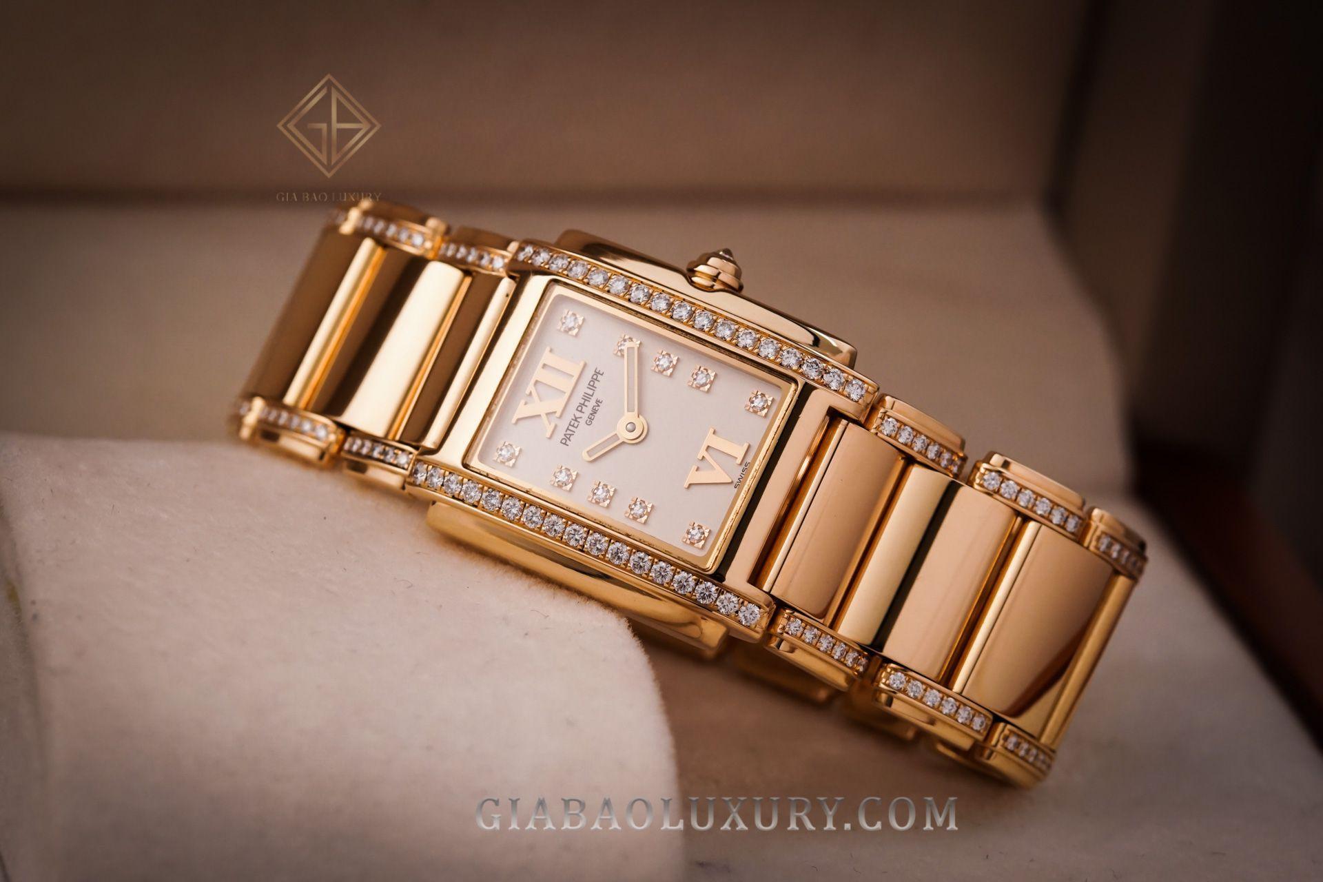 Đồng hồ Patek Philippe Twenty 4 4908/30R-011