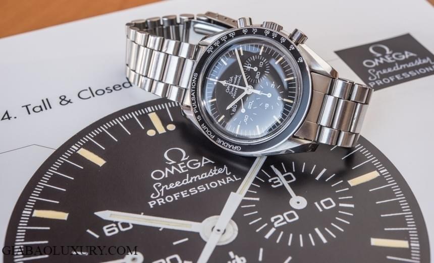 Omega là một trong những thương hiệu đồng hồ cao cấp nổi tiếng thế giới trong nhiều thập niên