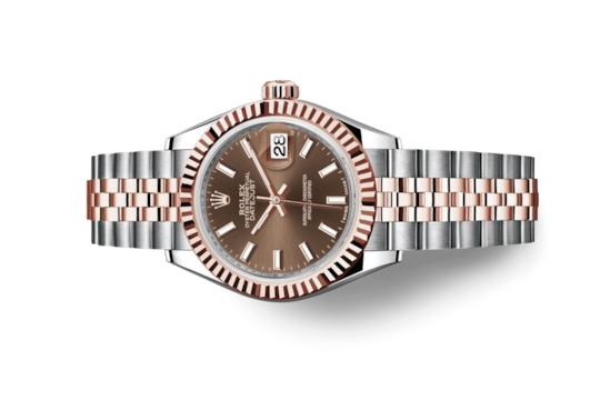 Đồng hồ Rolex Lady-Datejust 279171 Mặt Số Chocolate