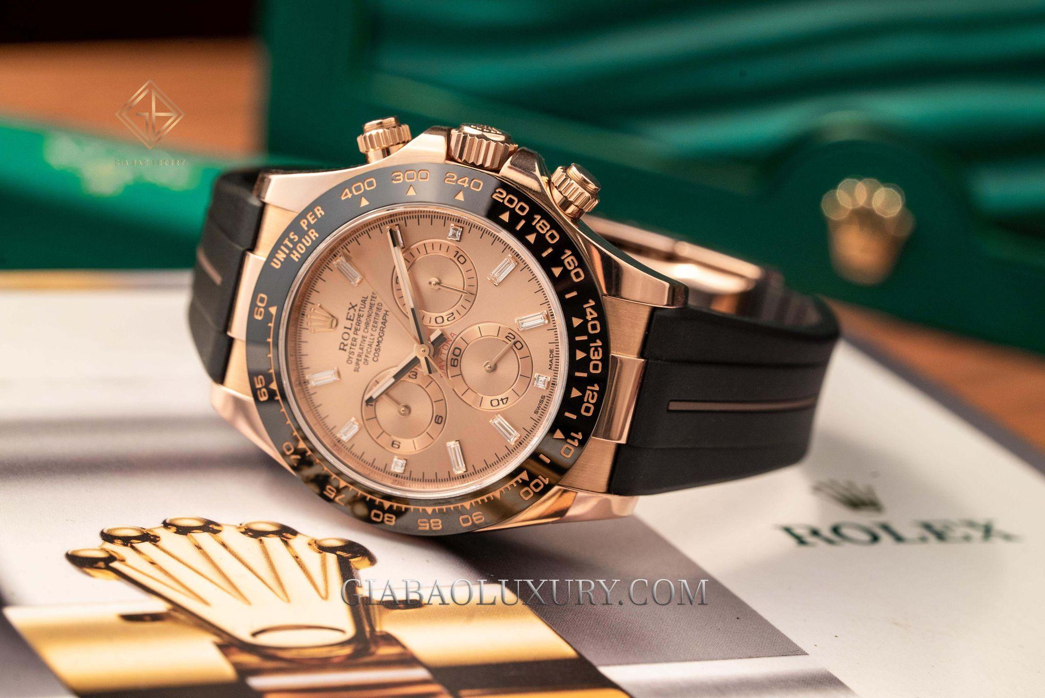Đồng hồ Rolex chính hãng cũ luôn được săn đón tại thị trường Việt Nam