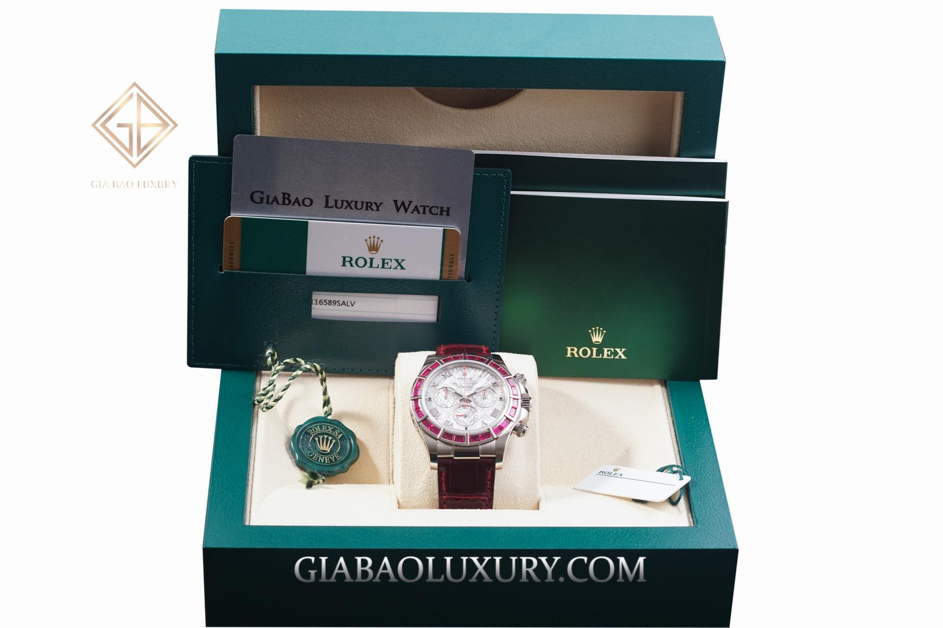 Gia Bảo Luxury - Địa chỉ cung cấp đồng hồ Rolex chính hãng uy tín toàn quốc