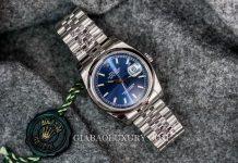 Phiên bản đồng hồ Rolex Datejust 116200 tại Gia Bảo Luxury