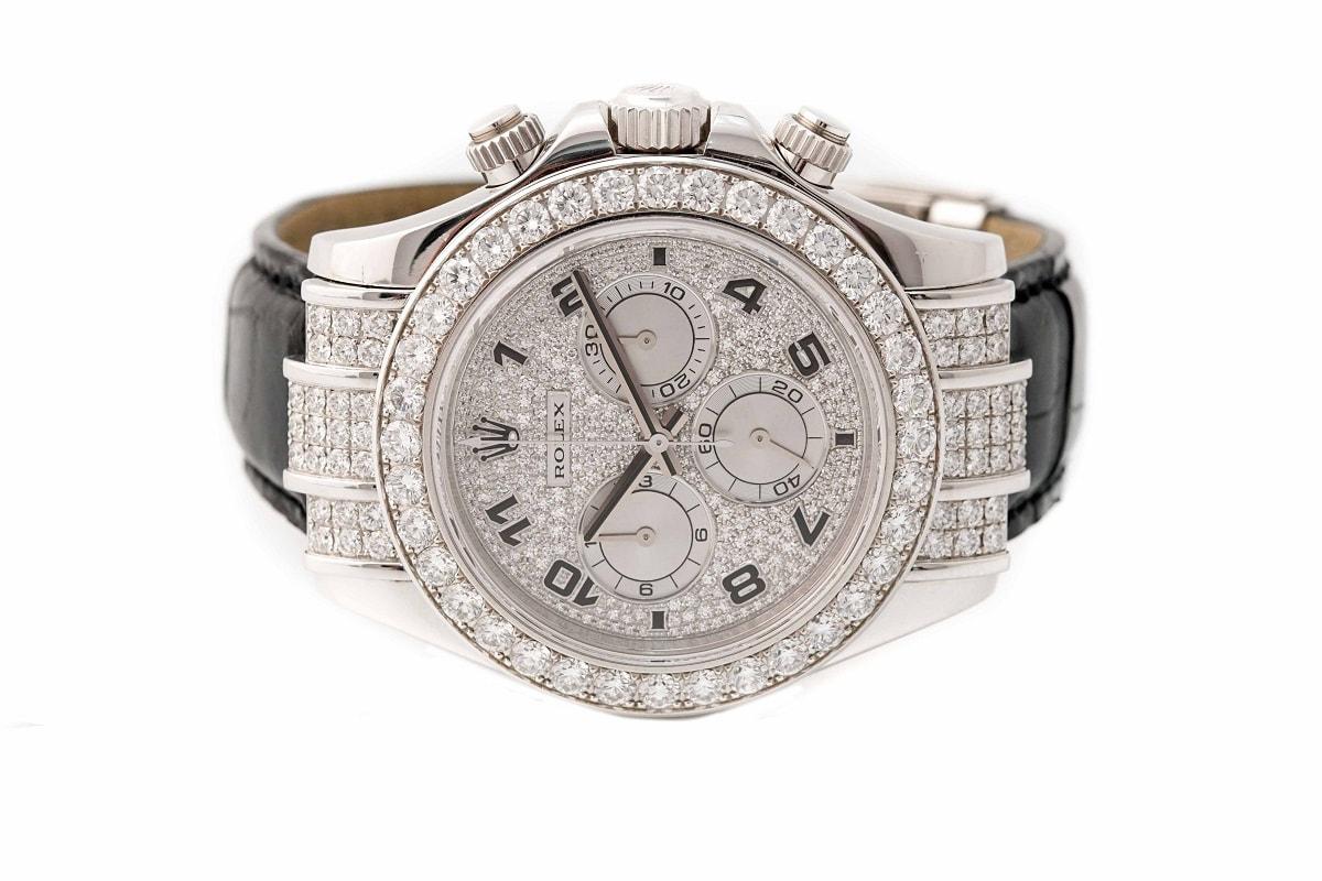 Phiên bản đồng hồ đắt nhất trong bộ sưu tập Daytona
