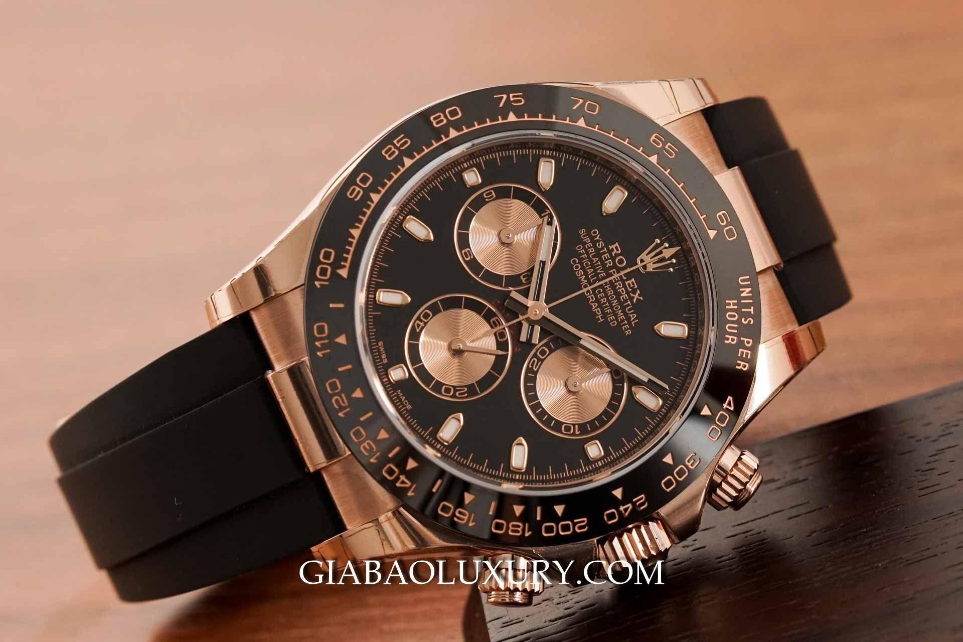 Đồng hồ Rolex Cosmograph Daytona 116515LN
