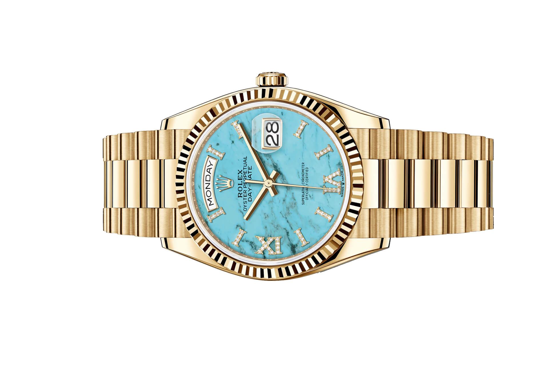 Đồng hồ Rolex Day-Date 36 128238