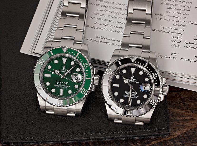 Đồng hồ Rolex Day-Date 36 128238 Mặt Số Ombre Xanh Lá dễ gây ấn tượng với khách hàng ngay từ lần đầu tiên