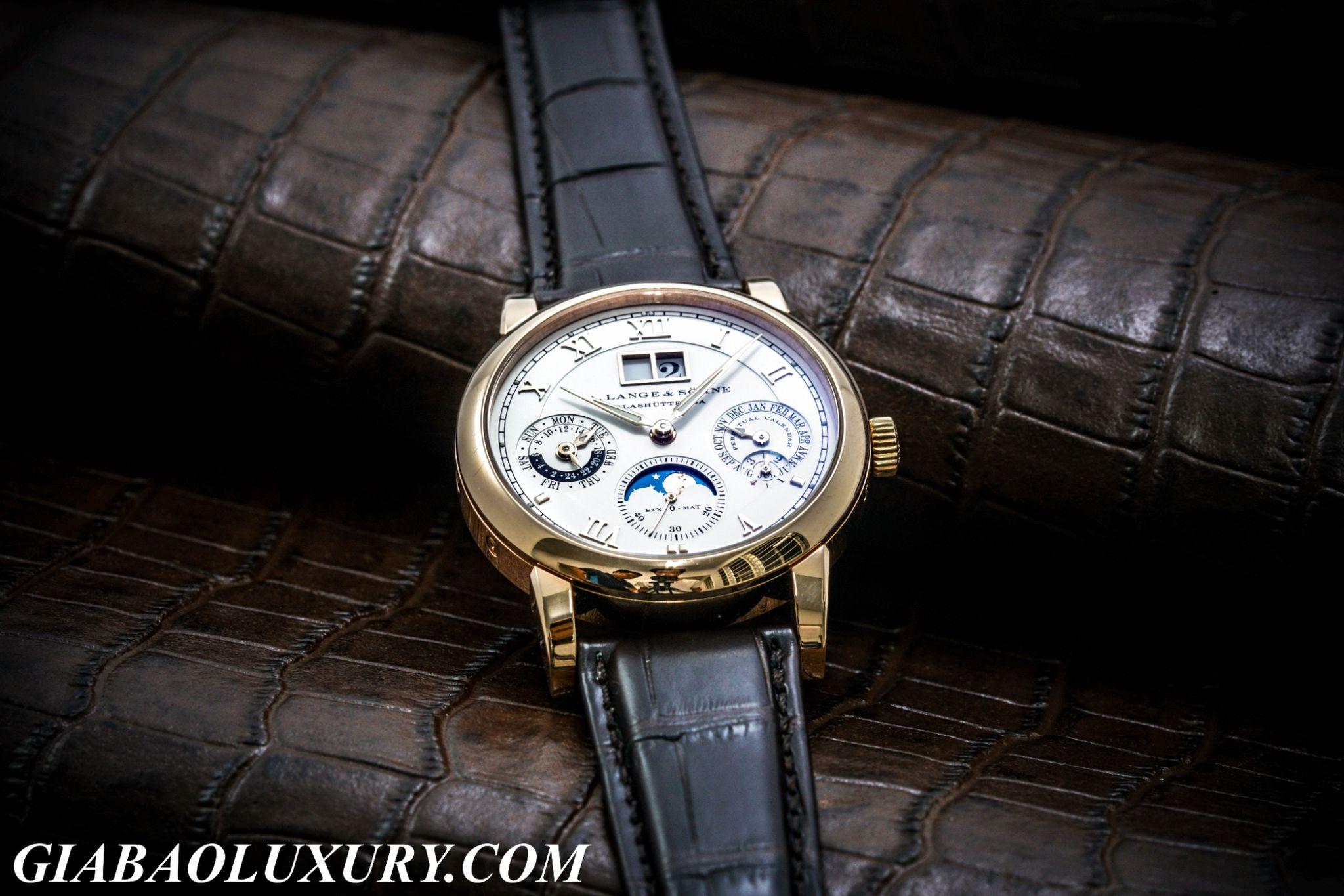 Đồng hồ A. Lange & Sohne Langematik Perpetual