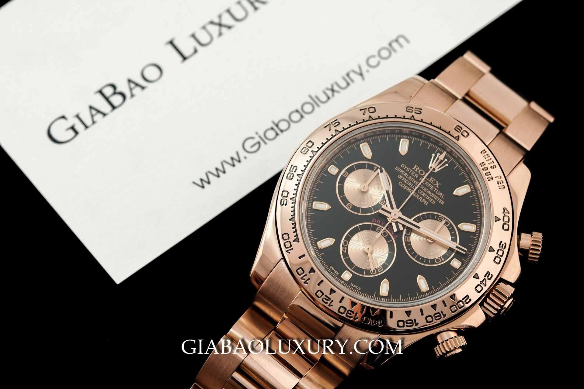 Rolex là thương hiệu đồng hồ có giá bán lại cao nhất trong số các dòng đồng hồ cao cấp được thu mua tại cửa hàng Gia Bảo Luxury