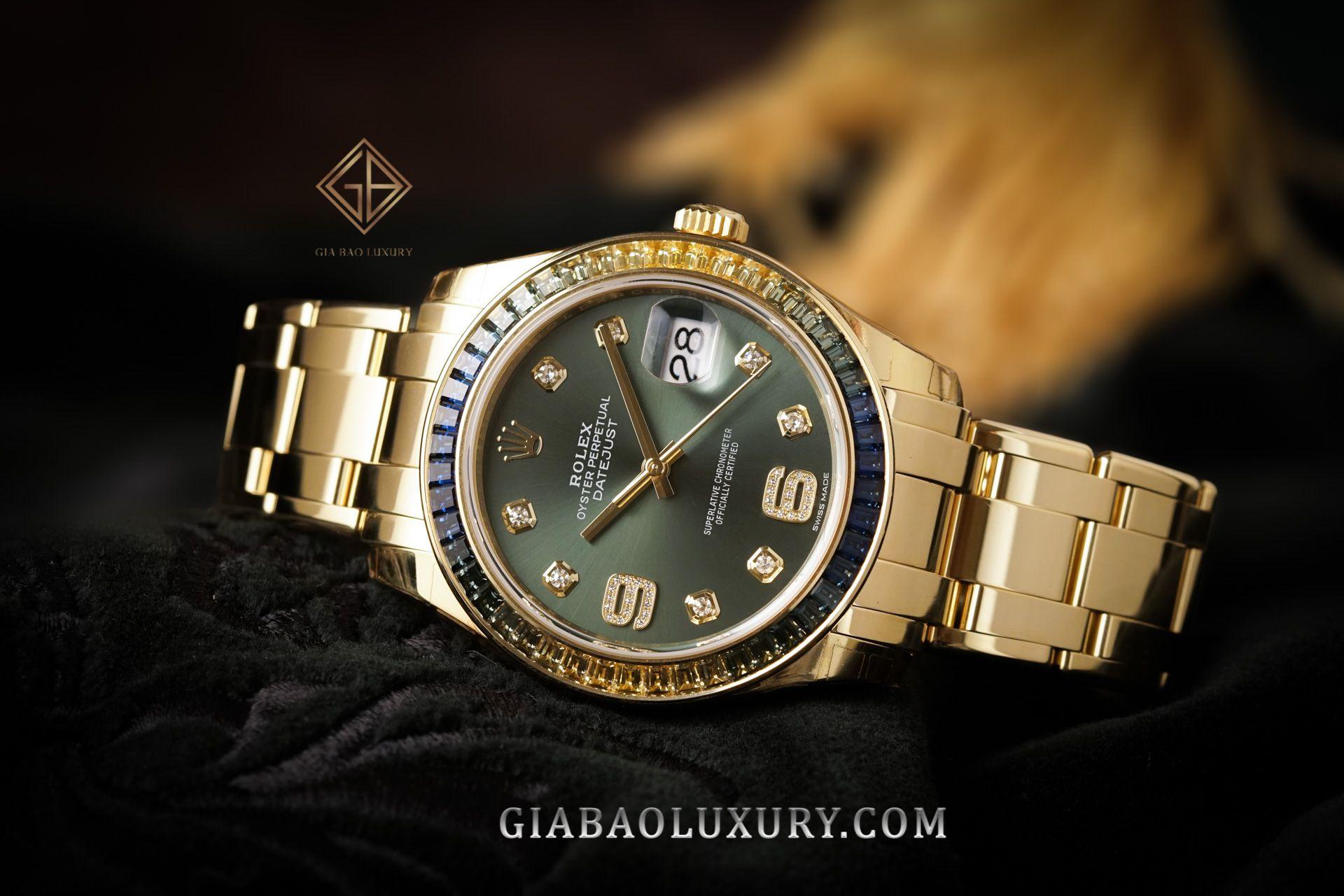 Đồng hồ Rolex Pearlmaster