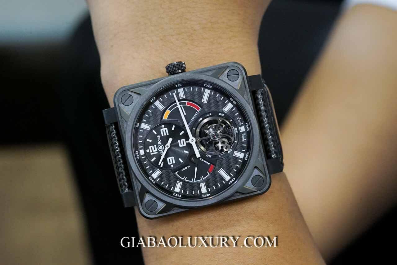 Thu mua đồng hồ Bell & Ross chính hãng tại Gia Bảo Luxury