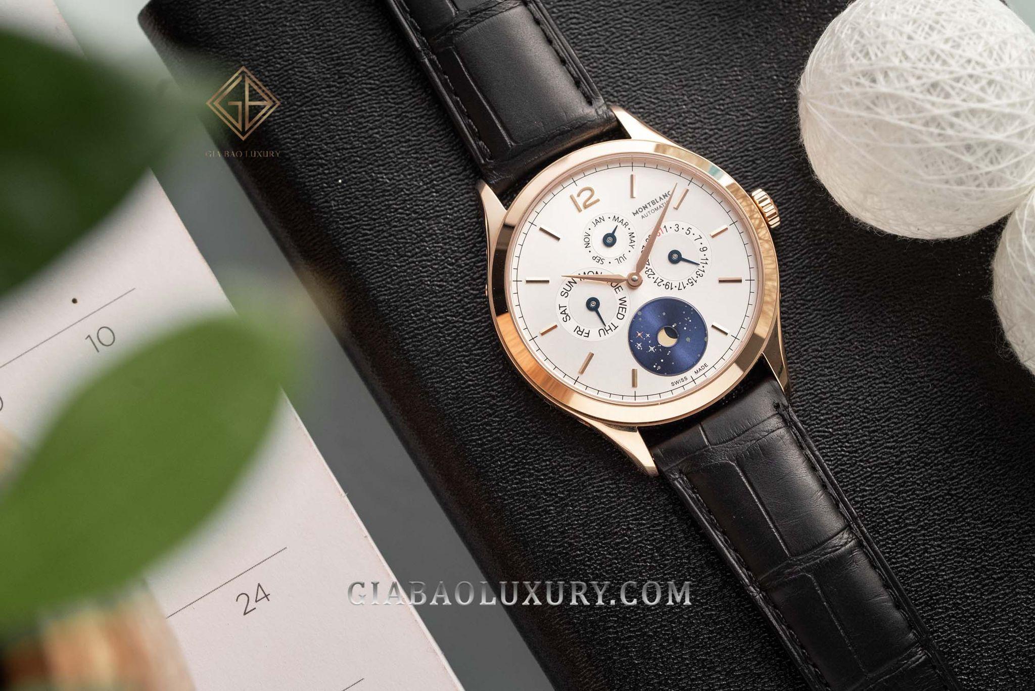 Thu mua đồng hồ Montblanc chính hãng tại Gia Bảo Luxury