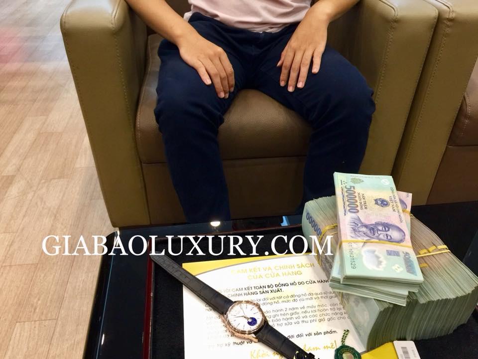 Thu mua đồng hồ Piaget tại cửa hàng Gia Bảo Luxury