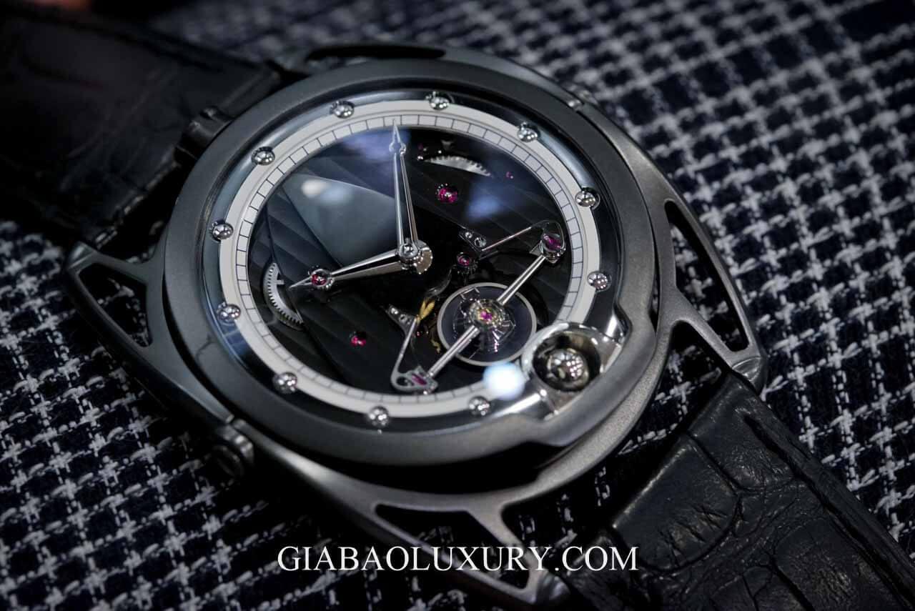 Thu mua đồng hồ Harry Winston chính hãng tại Gia Bảo Luxury
