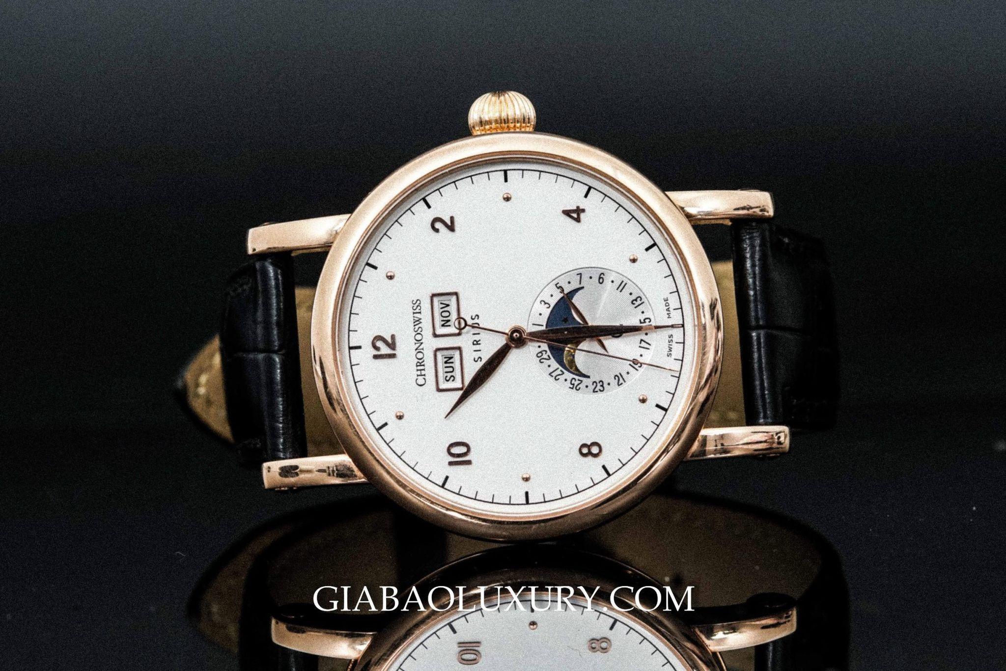 Thu mua đồng hồ Chronoswiss chính hãng tại Gia Bảo Luxury