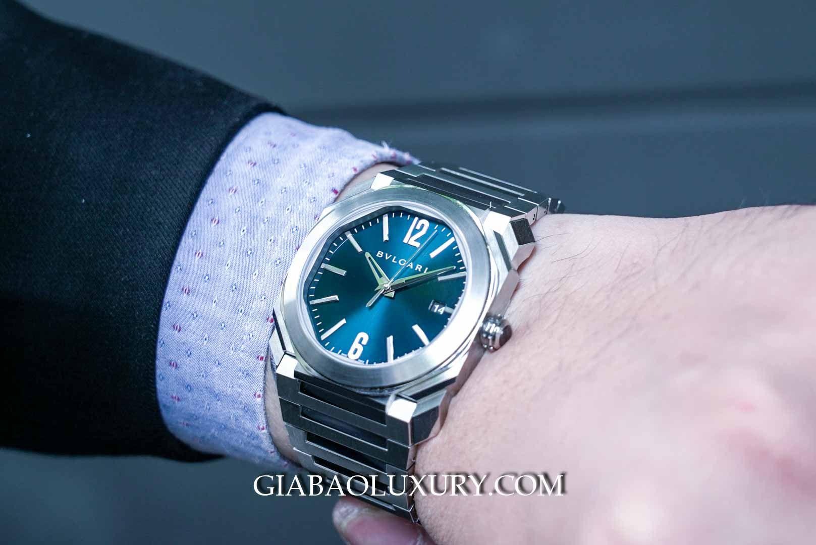 Thu mua đồng hồ Bvlgari tại cửa hàng Gia Bảo Luxury