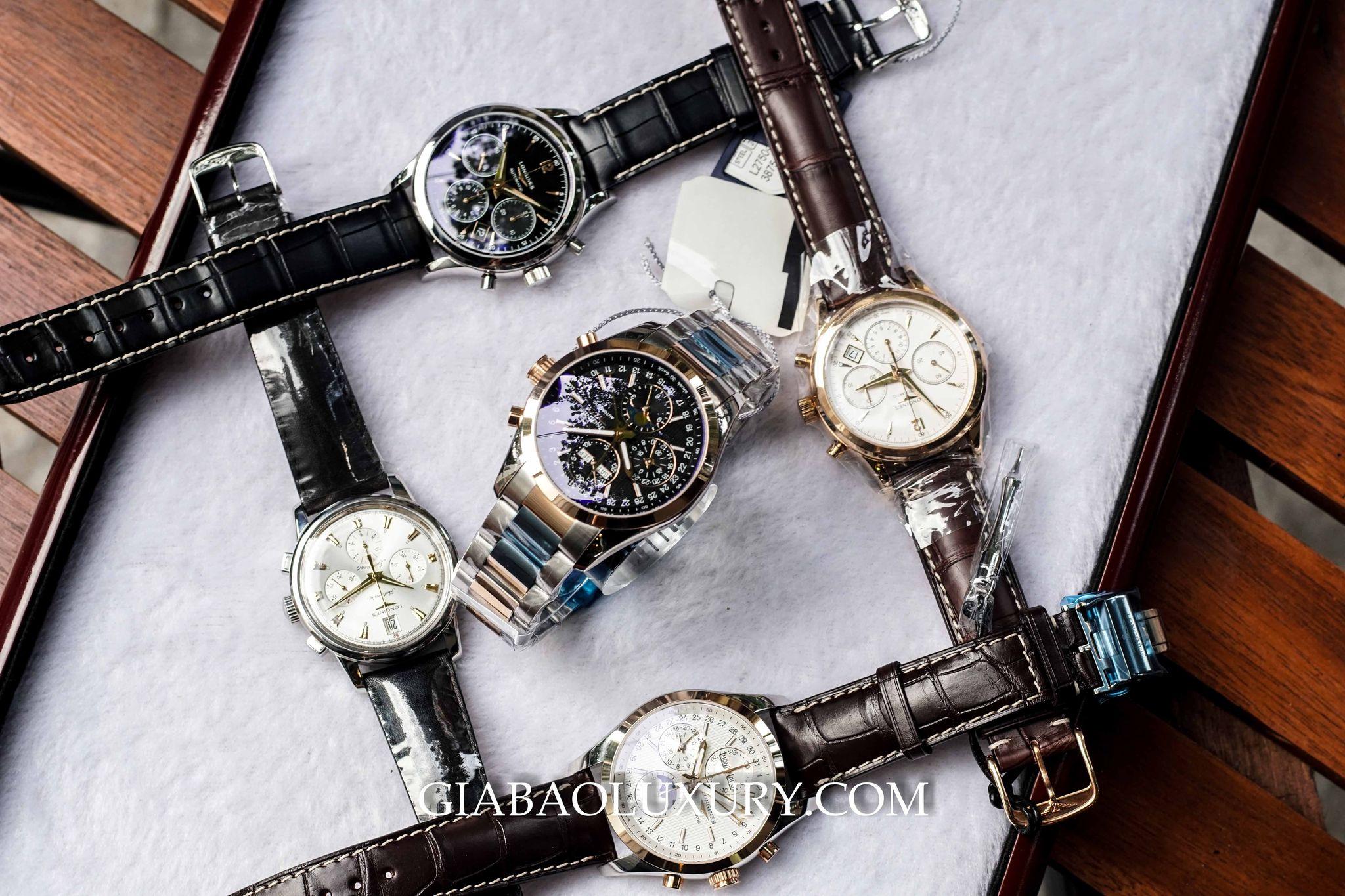 Thu mua đồng hồ Longines chính hãng tại Gia Bảo Luxury