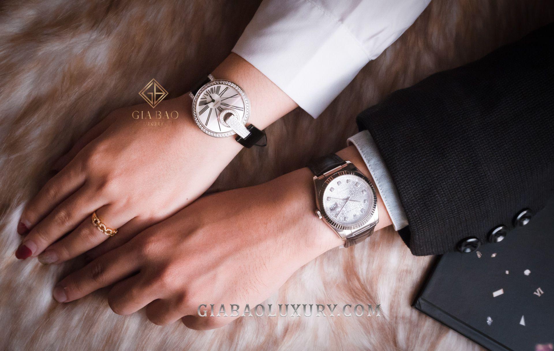 Thu mua đồng hồ Cartier tại cửa hàng Gia Bảo Luxury