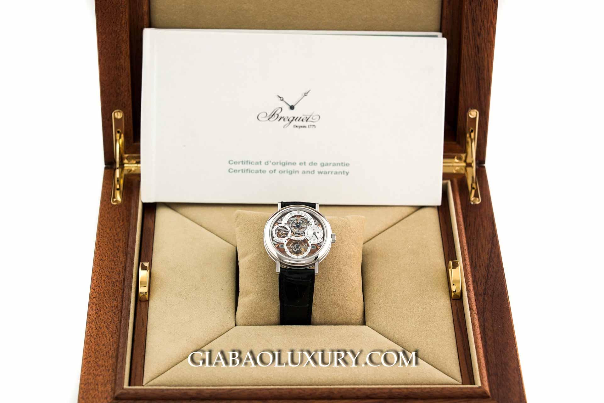 Thu mua đồng hồ Breguet chính hãng tại Gia Bảo Luxury