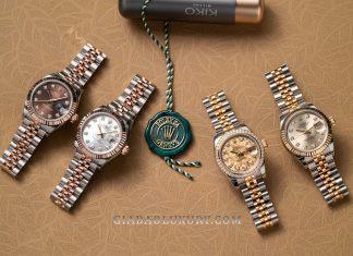Gia Bảo Luxury thu mua đồng hồ Rolex Lady-Datejust chính hãng