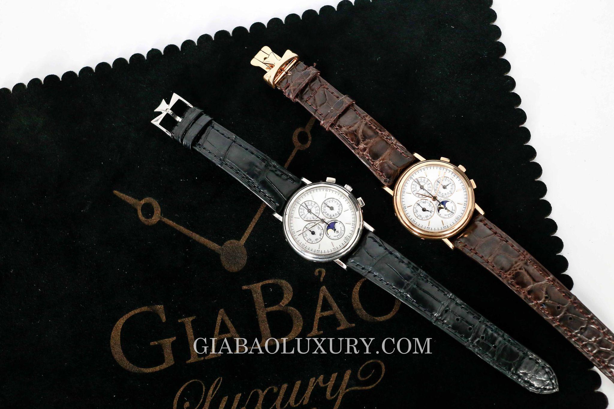 Gia Bảo Luxury cung cấp dịch vụ thu mua đồng hồ chính hãng uy tín trên toàn quốc