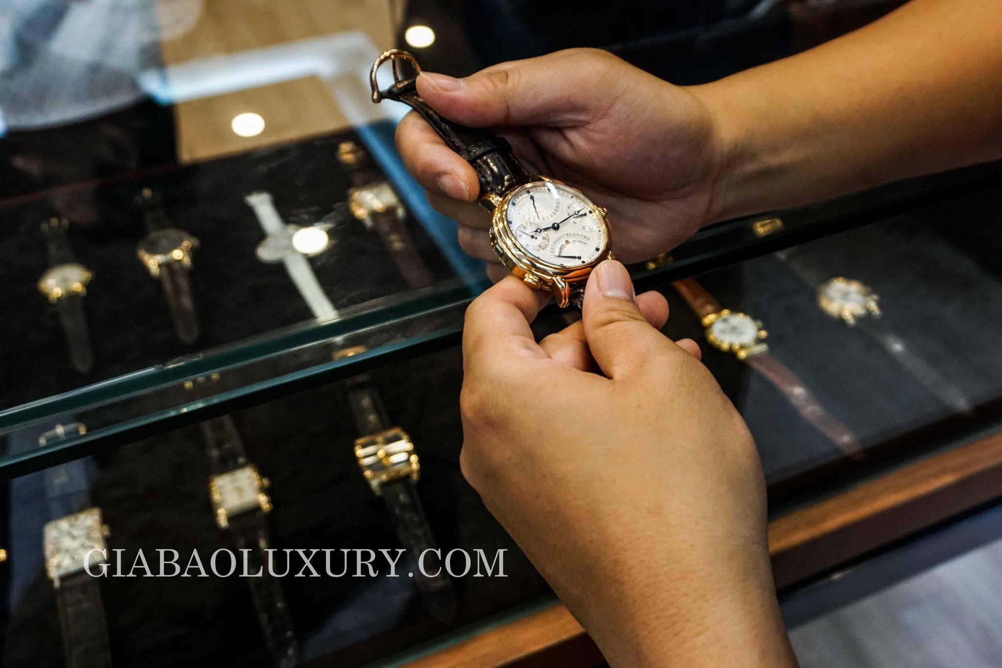 Gia Bảo Luxury - Địa chỉ thu mua đồng hồ chính hãng số 1 Việt Nam