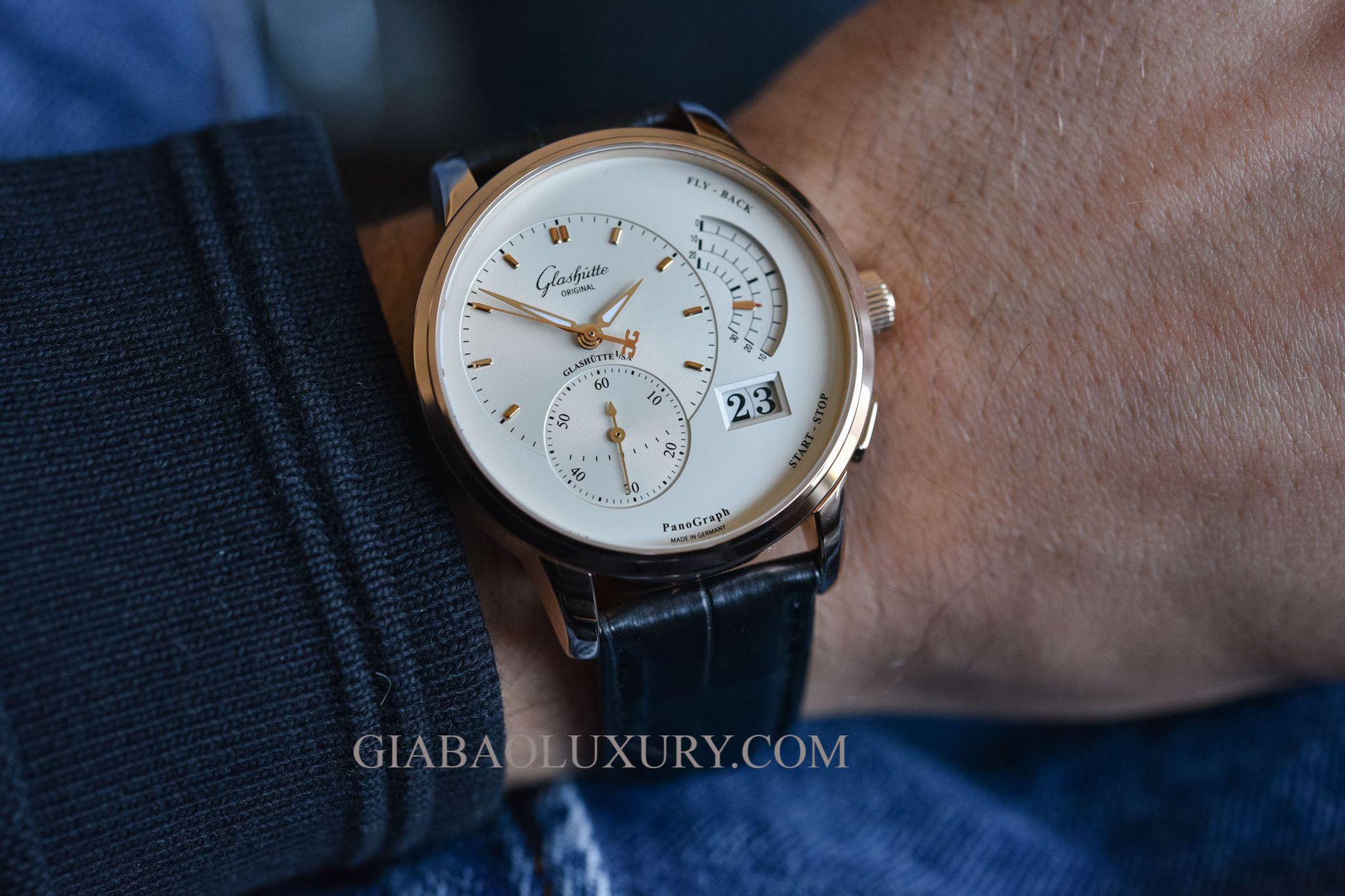 Thu mua đồng hồ Glashutte Original chính hãng tại Gia Bảo Luxury