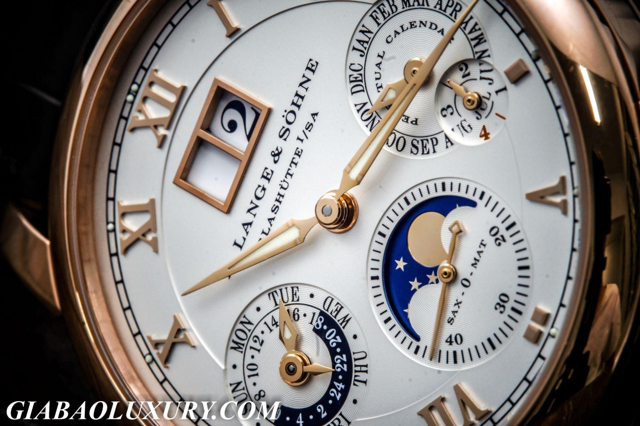 Thu mua đồng hồ A. Lange & Sohne chính hãng