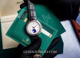 thu mua đồng hồ Rolex Cellini