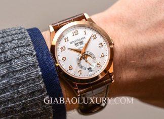 Thu mua đồng hồ Patek Philippe Complications Chính hãng