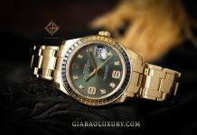 Gia Bảo Luxury thu mua đồng hồ Pearlmaster chính hãng