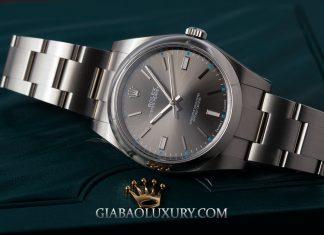 Gia Bảo Luxury thu mua đồng hồ Rolex Oyster Perpertual chính hãng