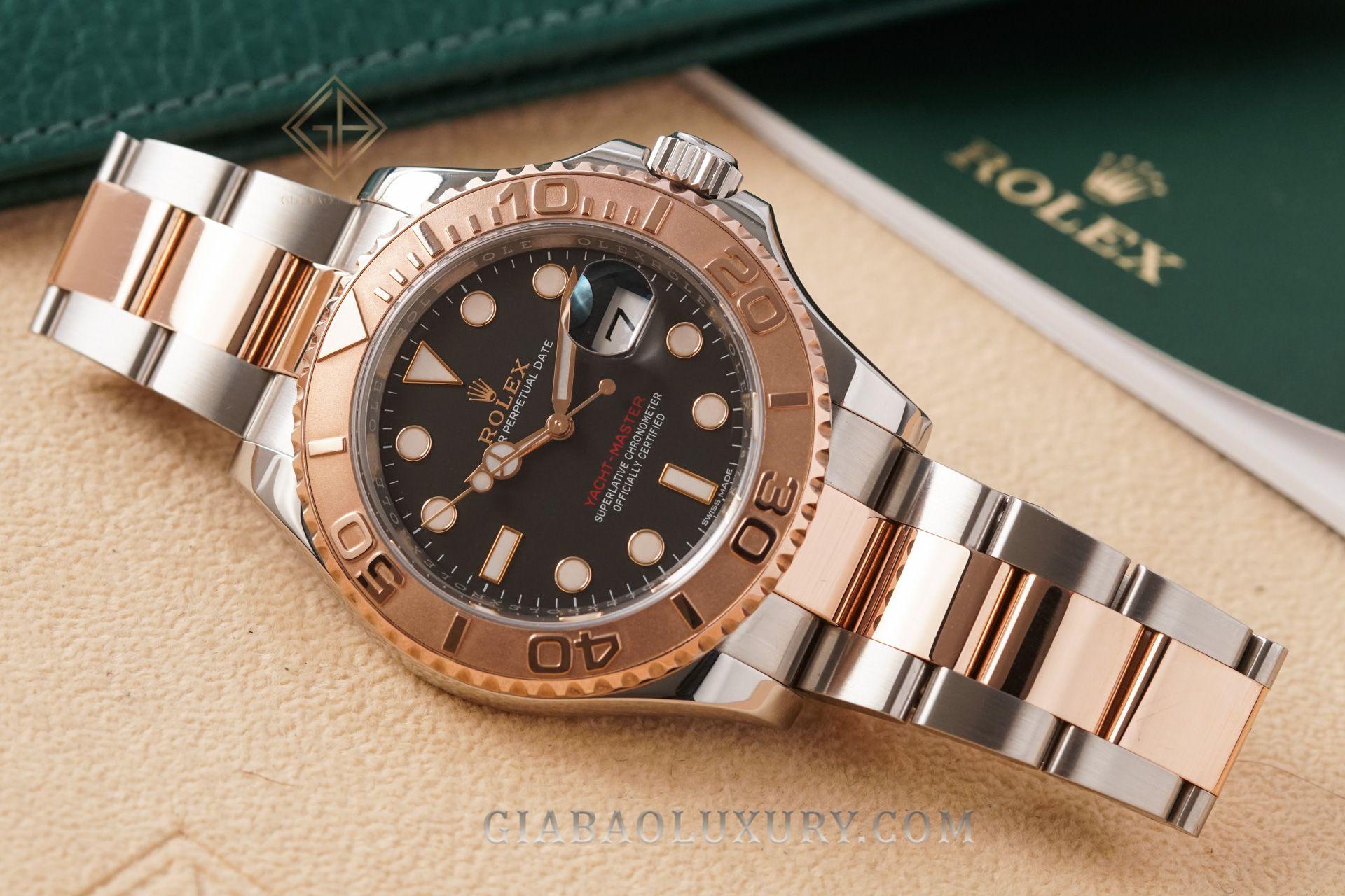 Thu mua đồng hồ Rolex Yacht-Master chính hãng