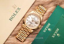 Thu mua đồng hồ Rolex Day-Date chính hãng