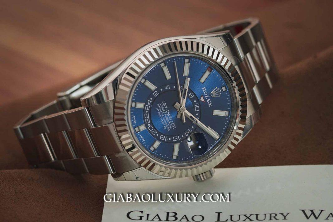 thua mua đồng hồ Rolex Sky-Dweller