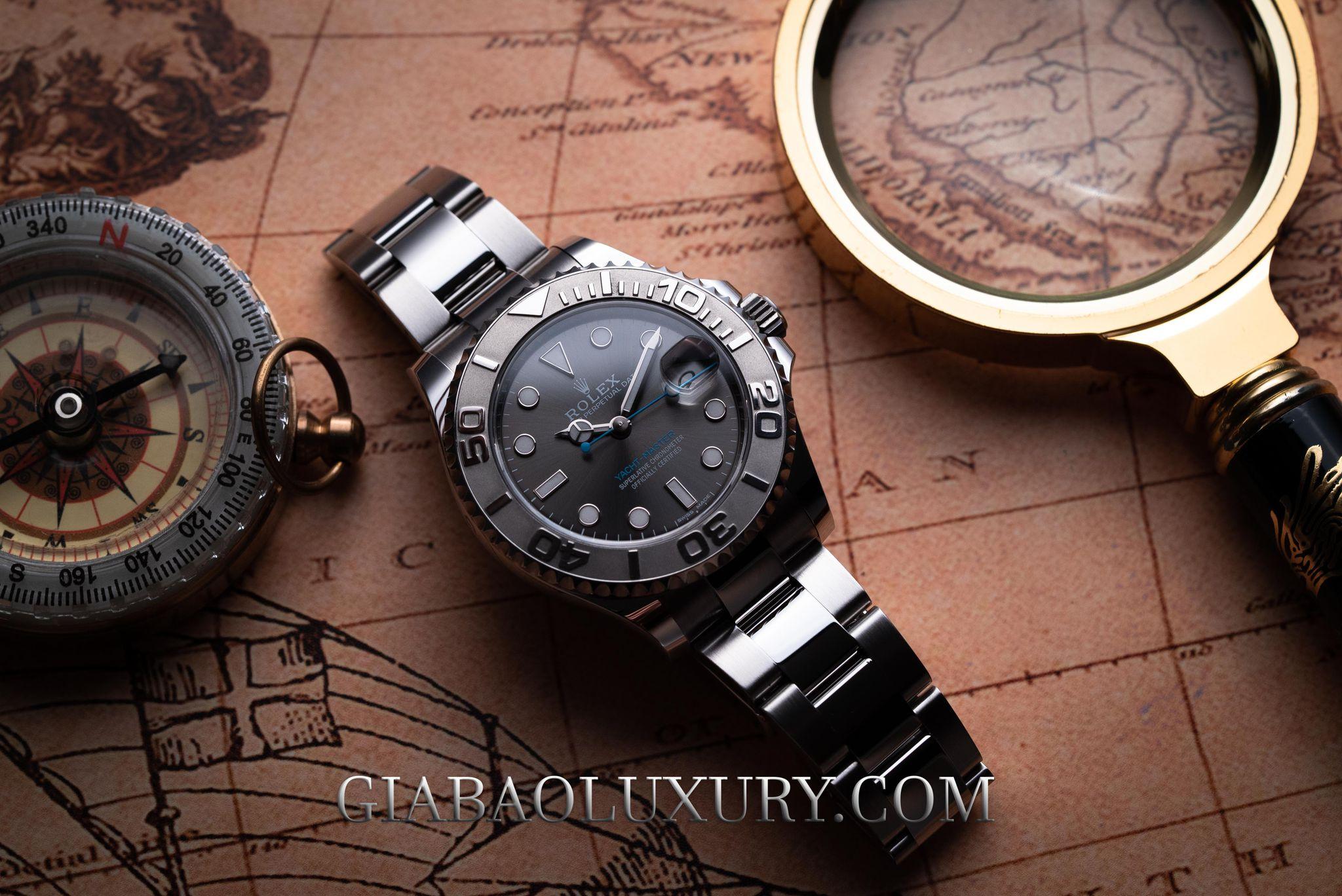 Đồng Hồ Rolex Yacht-Master 268622