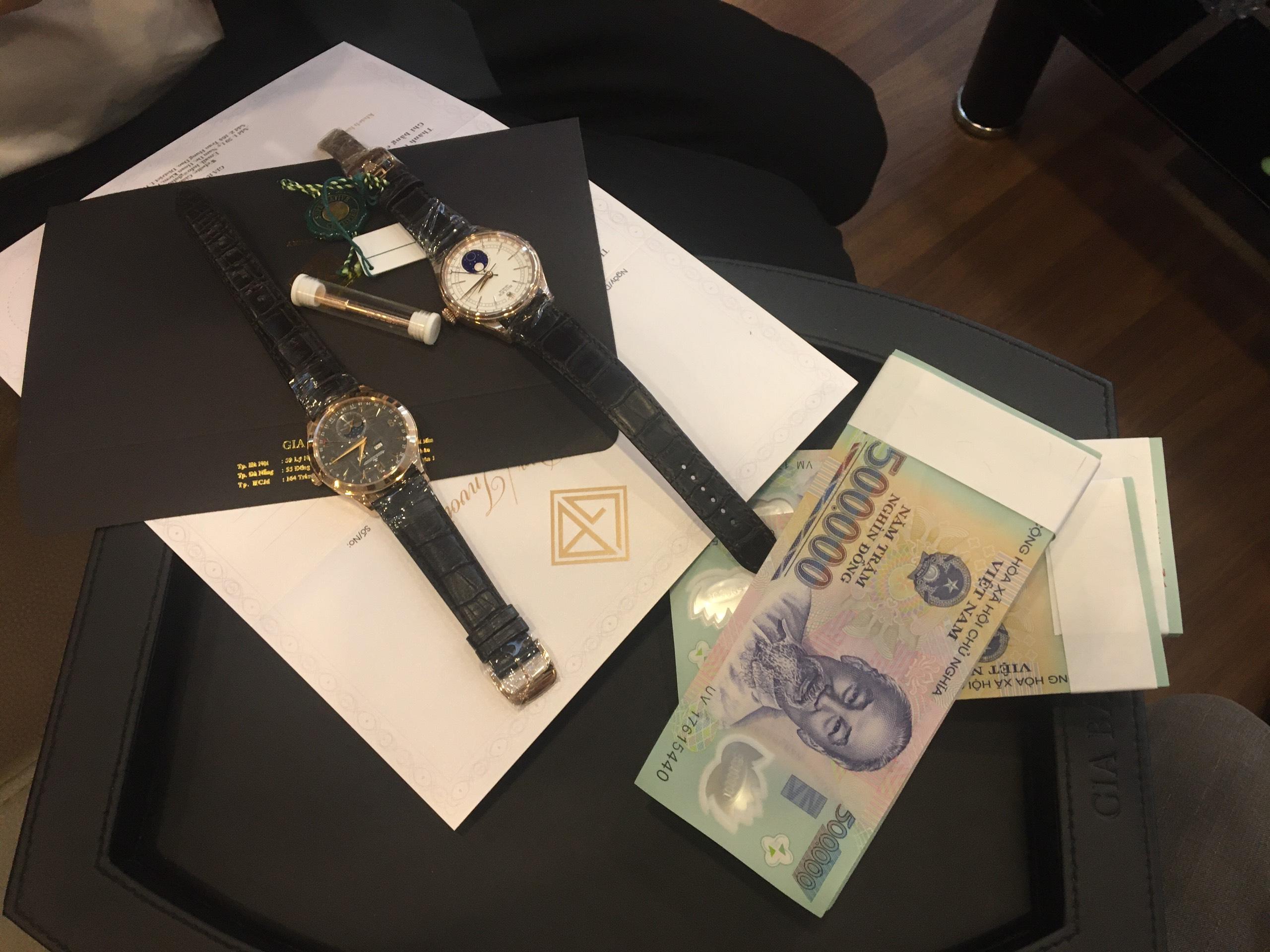 Gia Bảo Luxury thu mua đồng hồ cao cấp giá cao trên thị trường