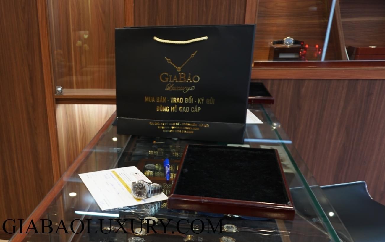 Gia Bảo Luxury cung cấp dịch vụ mua bán đồng hồ chính hãng cũ mới giá tốt nhất thị trường